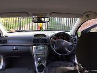 2004 Toyota Avensis 1.8 VVT-i T3-X 4dr HPI Clear Service History @07445775115 @ 07725982426@