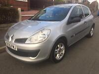 Renault Clio 1.2 expression face lift 2Keys FSH