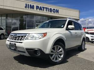 2012 Subaru Forester 2.5X AWD Touring Package
