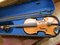Violin, excellent condition antique violin. Good student violin
