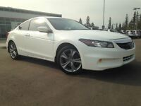 2011 Honda Accord EX-L - V6, Nav, Full Load, Leather Htd, Alloys