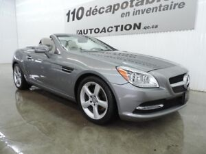2014 Mercedes-Benz SLK-Class SLK-250 1.8 TURBO DÉCAPOTABLE - TOI