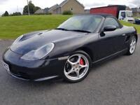 2003 Porsche Boxster S 3.2, BRAND NEW ROOF, AMAZING HISTORY!!! 60k
