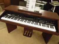 Technics PR804 Digital Piano + Stool