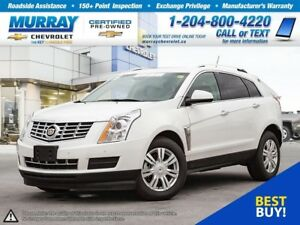 2015 Cadillac SRX Luxury *Rear View Camera, Remote Start, Heated