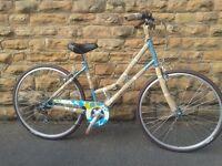NEW Elswick Liberty 700C Ladies Heritage Hybrid Road Trails Bike RRP £329