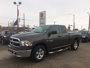 2014 Ram 1500 ST Quad Cab 4X4 ~Chrome Side Steps ~Tow Hooks