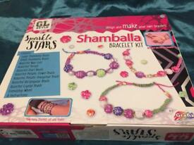New GL Style Shamballa Bracelet Kit