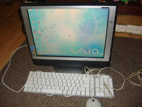 for sale sony vaio full working ready to use