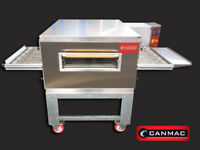 "26"" ELECTRIC CONVEYOR PIZZA OVEN CANMAC !!!!!!!!2 YEARS WARRANTY!!!"