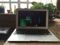 """Macbook Air 11"""" - well looked after, near mint, will consider offers"""