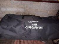 Storage bag for elite cupboard unit