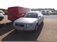 for sale this audi a4 2001
