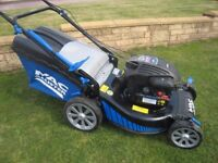 MacAllister MPRM46 HP Petrol Lawnmower With Fully Serviced Briggs & Stratton 500 Series Engine