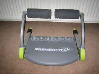 Premierfit Coreblast exercise machine