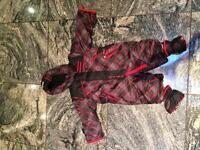 Manteau pour l'hiver une pièce/Coat for winter one piece.
