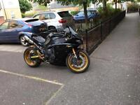 Yamaha r1 Big Bang fully loaded