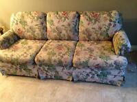 Great deal couch and love seat need gone moving!