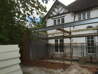 E-K Builders. General building contractor: Complete house renovation, loft, extension