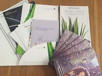 Forever Living Documents, Catalouge, Aloe Vera Book