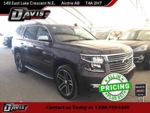 2016 Chevrolet Tahoe LTZ NAVIGATION, REAR DVD PLAYER, HTD/CLD...