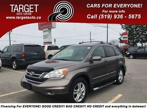 2010 Honda CR-V EX-L, Loaded; Leather, Navi, Roof and More !!!