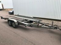 Car Transporter Trailer TILT BED Brendrup 2500kg