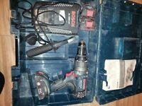 Bosch drill 18V Li-ion Professional