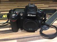 Nikon D90 12.3MP, 18-108mm, 55-200mm Lens, Charger, SBS 600 Flashgun + Nikon D60