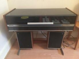 Deccasound Compact 3 record player