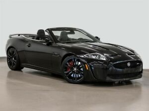 2013 Jaguar XKR-S Convertible ***550 HP***  RARE