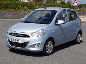 (YouTube Video) 2013 Hyundai i10 1.2 Active 5dr, with Aircon, £20 Tax, One Owner, in Fantastic Co...