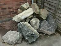 Large Rockary Stones