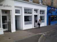 Lifestyle business F/h Bistro/Takeaway. Fantastic harbourside location Isle of Bute. NOW REDUCED