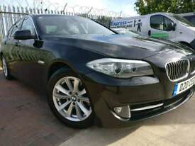 BMW 520D 2012 EfficientDynamics 2.0ltr Diesel