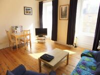 1 bedroom fully furnished top floor flat to rent on Panmure Place, Tollcross, Edinburgh
