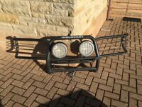 Bull bars for Land Rover Discovery