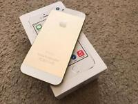 Apple iPhone 5s Gold 64GB unlocked