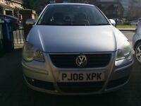 VW POLO 1.2 2006 £1650 ONO