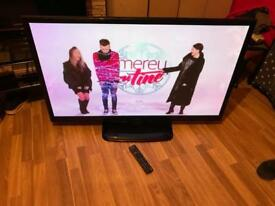 "LG 50"" plasma tv for sale hd Freeview"