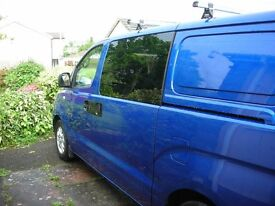 campervan - hyundai iload, tailgate, twin sliding doors, FSH 1 previous owner, new conversion