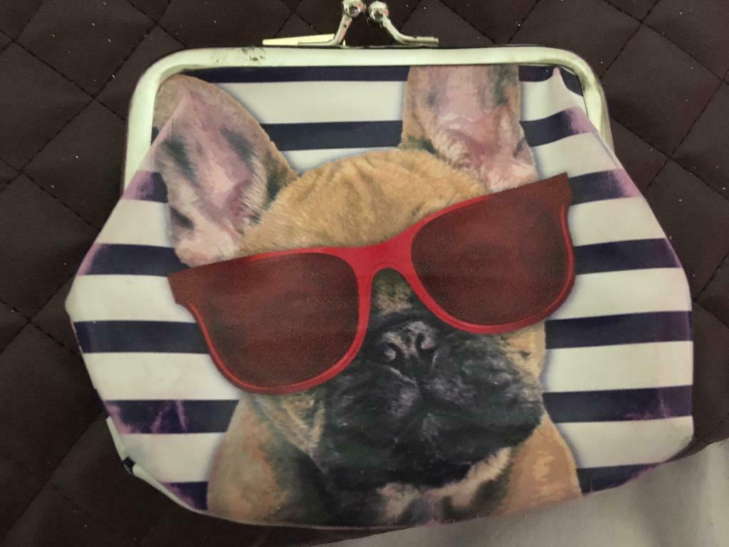 b3b27bd9def Source · Pug purse in Poole Dorset Gumtree Pug purse Poole Dorset 0 00 This  ad has Ended Source · The Flower Tots Gucci Guccioli Pug Oliver Sling Bag