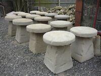 Stadle Stone/Mushroom Reconstructed