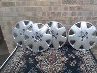 Vw transporter wheel trims