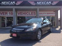 2011 Honda Accord EX-L AUT0 NAVIGATION LEATHER SUNROOF ONLY 94K