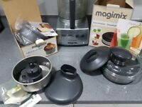 Kitchen aid & magimix accessories