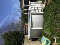 15ft Vogue above ground steel swimming pool
