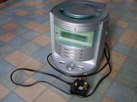Alarm clock radio/CD but CD part NOT working