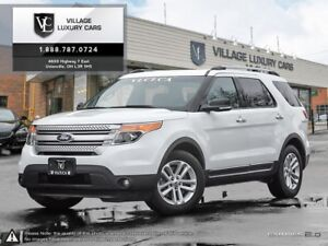 2014 Ford Explorer XLT 7 PASS | FWD | LEATHER | REAR CAMERA |...