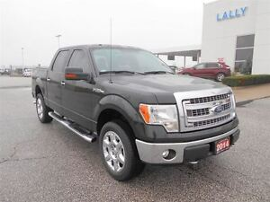 2014 Ford F-150 XTR SuperCrew 4x4 5.0L V8 Windsor Region Ontario image 3